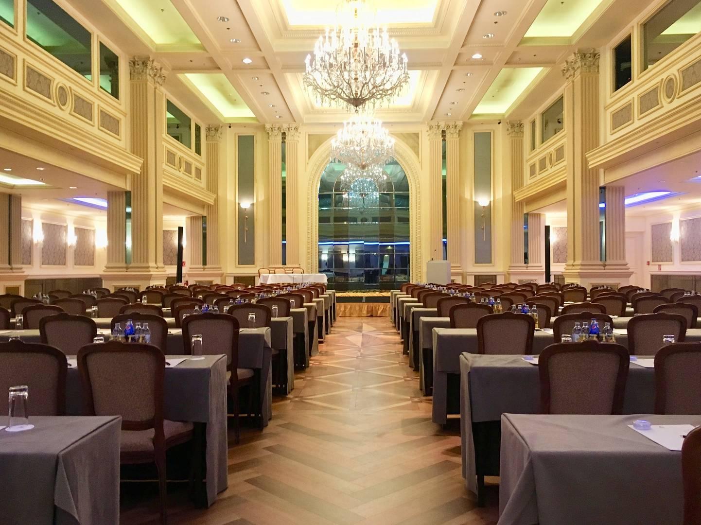 Grand Hotel Wien Video